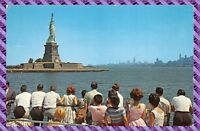 Carte Postale - THe statue of liberty