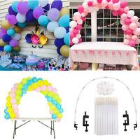 Balloon Arch Column Stand Base Frame Kit Wedding Birthday Party Table Supplies