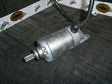 HONDA CBR954 CBR FIREBLADE RR-2 02  starter motor