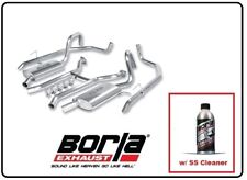 Borla Cat-Back Exhaust Touring w/SS Cleaner for 03-11Crown Victoria # 140360