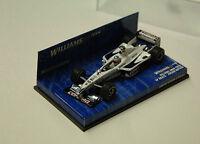 1/43ème WILLIAMS F1 TEAM BMW N° 10 JENSON BUTTON - MINICHAMPS