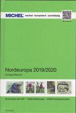 MICHEL-Katalog Nordeuropa   2019/ 2020   gebraucht aber fasst wie neu