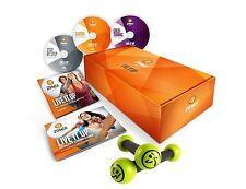 ZUMBA GOLD FITNESS DVD Set + Toning Sticks✓ Warranty✓ Free Gifts✓