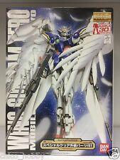 Bandai Gunpla 30th Anniversary MG 1/100 Wing Gundam Zero EW XXXG-00W0 Clear Body