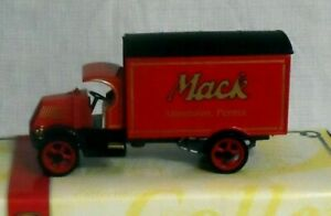 MATCHBOX COLLECTABLES - DIE-CAST 1920 MACK AC TRUCK YY030A/SA-M