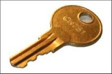 American Motorhome RV CH 751 Locker Keys  X1 Pair