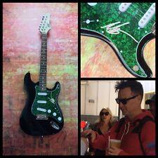 GFA Blink-182 Original * MARK HOPPUS * Signed Electric Guitar PROOF AD1 COA