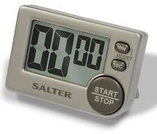 Salter Big Button Kitchen Timer -  Electronic Digital Kicthen Timer-  397 SVXR