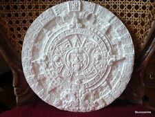 stuc plat Maya 101-274 Médaillon en plâtre médaillon soleil
