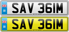 SAVE GIM SAVANNAH SAVANNA SAVAGE NICE CHEAP SAV NUMBER SAV 361M CAR NUMBER PLATE