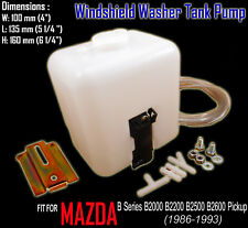 Windshield Washer Tank Pump for Mazda B Series B2000 B2200 B2500 B2600 Pickup