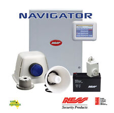 NESS D16XD DELUXE NAVIGATOR CONTROL PANEL KIT- MADE IN AUSTRALIA