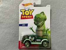 Power Panel Rex Toy Story    Hot Wheels