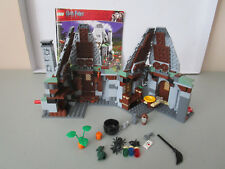 Lego Harry Potter SET 4738 HAGRID'S HUT COMPLETE THERE'S NO MINFIGURES OR BOX