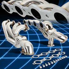T-304 Stainless Turbo Manifold Exhaust Header for SBC LS1 LS2 LS3 LS4 LS6 LSX V8
