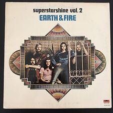 Earth & Fire  – Superstarshine Vol. 2  LP 2419 029 / 1972 Rock Netherlands