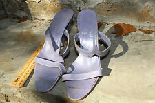 Vintage Walter Steiger Shoes- Size 7B/Medium- Italy Pancaldi- Light Purple