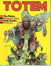 Fumetto TOTEM EDIZIONE NUOVA FRONTIERA ANNO 1983 NUMERO 27