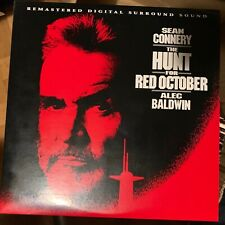 The Hunt For Red October  / Remastered THX - LASERDISC  Buy 6 for free shipping