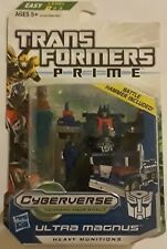 Transformers Prime Cyberverse Ultra Magnus new sealed unopened commander class