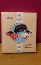 corgi abingdon set morris j van & 2 mga's.limited edition