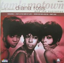 DIANA ROSS AND THE SUPREMES - EARLY CLASSICS  - CD