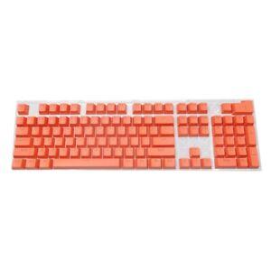 104Pcs/Set ABS Backlit Key Cap Keycaps for Cherry Mechanical Keyboard Peripheral