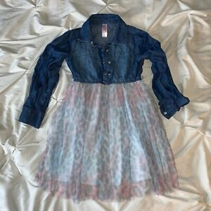 Girl's Justice Dress Size 7
