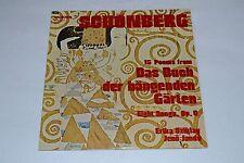 Schonberg~15 Poems From Das Buch der hangenden Garten~Erika Sziklay~IMPORT