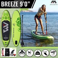 Aqua Marina Brezza gonfiabile SUP 2.75m 12cm Tavola da Surf Racchettone