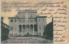 CARTOLINA d'Epoca LECCO - Verderio Superiore 1906