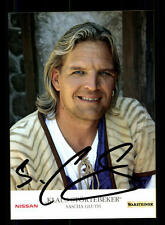 Sascha Gluth Störtebeker 2007 Autogrammkarte Original Signiert # BC 86036