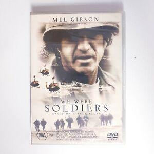 We Were Soldiers DVD Movie Region 4 AUS Free Postage - Action War Drama
