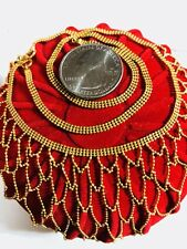 """22K Fine 916 Saudi Gold Women's Necklace With 16-17"""" long FREESHIP USA 14.71G"""