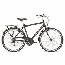 city bike t390 condorino 28 alu 3x7v nero Torpado Strada