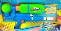 Nerf Super Soaker XP100 Wasserblaster Wasser Action mit Druckluft Hasbro NEU