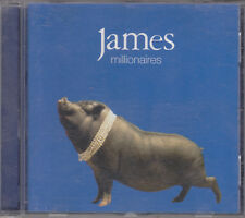 JAMES - millionaires CD