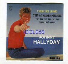 CD de musique rock 'n' roll pour chanson française sur album