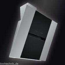 Schwarze Dunstabzugshauben aus Edelstahl/Glas mit Energieeffizienzklasse C