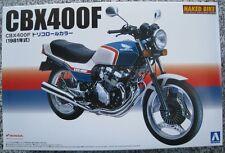 Honda cbx400f 1981 kit Aoshima 1:12 OVP nuevo