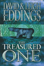 DAVID & LEIGH EDDINGS THE TREASURED ONE HARDCOVER 1ST UK EDITION NEW RARE OOP