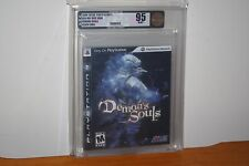 Demon's Souls (Playstation 3 PS3) NEW SEALED BLACK LABEL, GEM MINT GOLD VGA 95!
