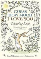 Guess How Much I Love You Colouring Book by McBratney, Sam (Paperback book, 2017