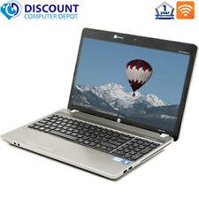 "HP  Laptop Computer ProBook 4540s 15.6"" Core i3 4GB 128GB SSD Wifi Windows 10 PC"