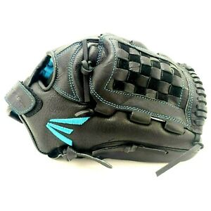 Easton Black Pearl BP1250FP 12.5 in Youth Fastpitch Softball Glove RH Thrower