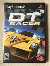 **NEW/SEALED** DT Racer (Sony PlayStation 2, 2005) PS2 Complete CIB