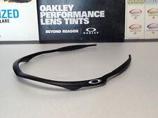 Oakley M Frame Matte Black w/ Silver Oakley Icons NEW w/ Microfiber SKU# 09-100