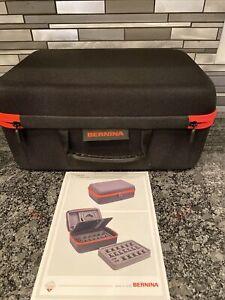 Genuine Bernina Sewing Organizer 3 Layers Accessories Case 33x15x24 cm New