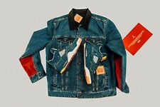 Jordan X Levis Denim jacket S , L, XL
