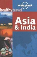 HEALTHY TRAVEL: ASIA AND INDIA by Isabelle Young (2000, PB, VERY GOOD)